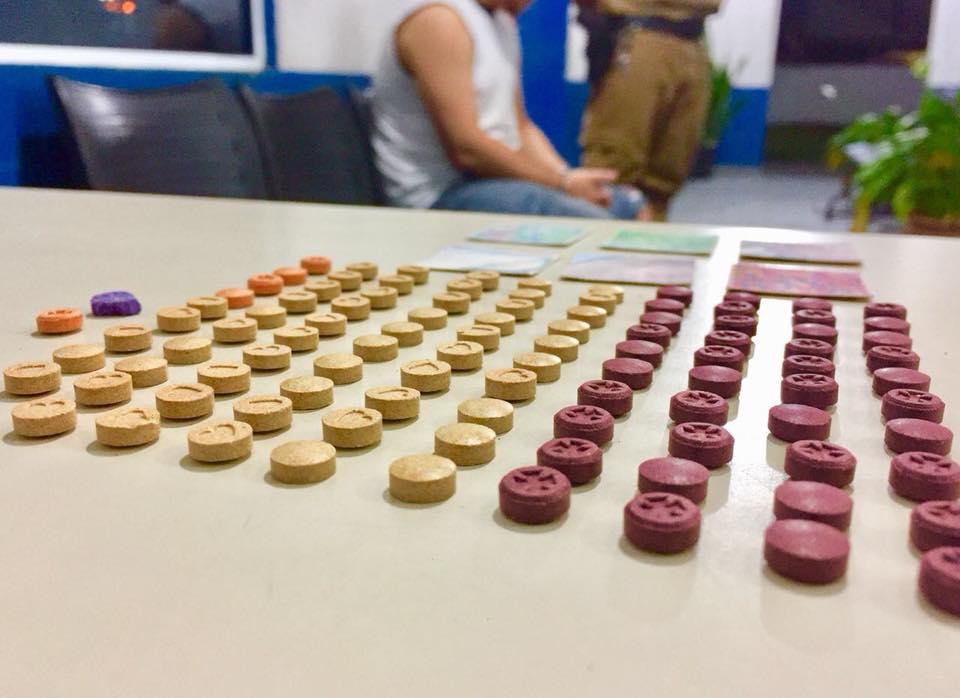 Operação Policial prende dois homens por tráfico de drogas