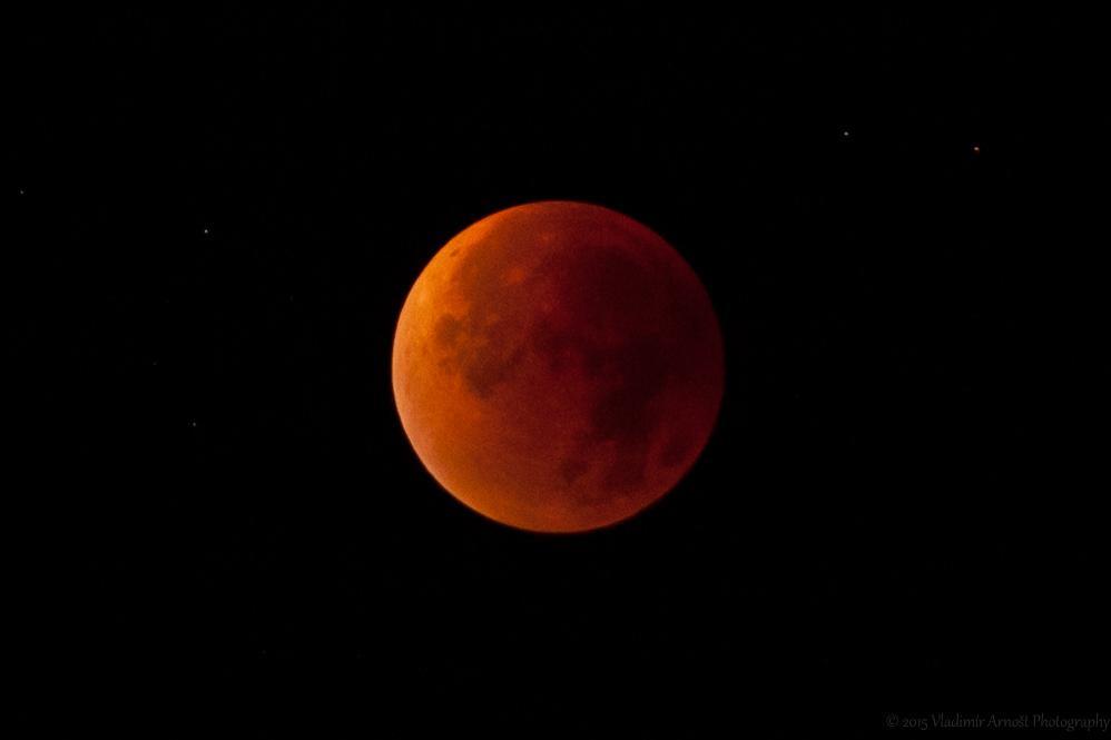 Maior eclipse total da Lua do século 21 ocorre nesta sexta (27)