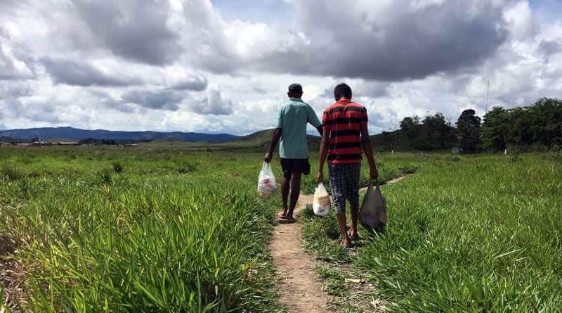 Garuva não tem como acolher imigrantes venezuelanos, afirma notícia do G1