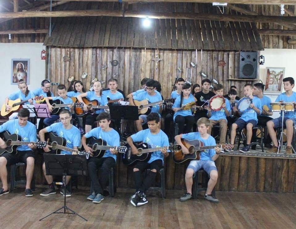 O MUSICART está com Inscrições Abertas para aulas de instrumentos musicais