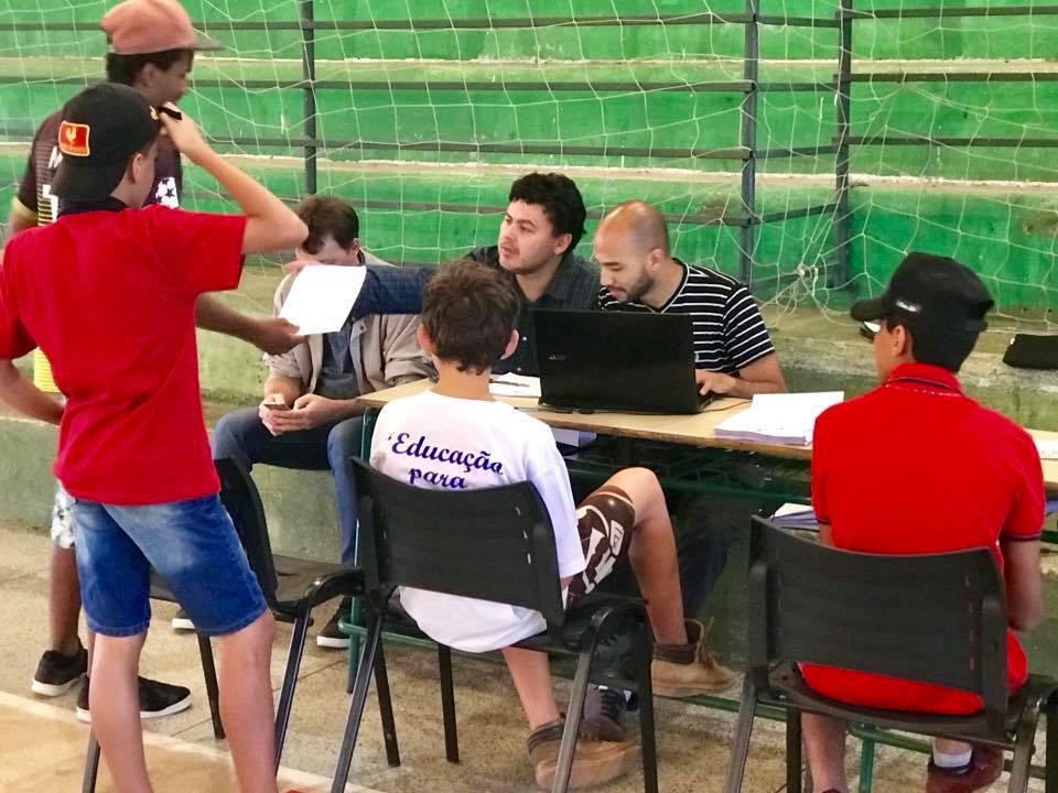 """Inscrições para o Projeto """"Sou Esporte, Sou Garuva"""" iniciaram essa semana"""