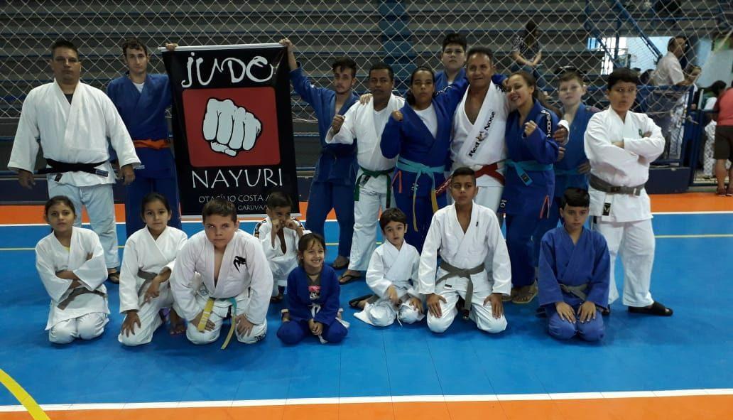 Academia Nayuri  faz nove campeões no campeonato Catarinense de Judô