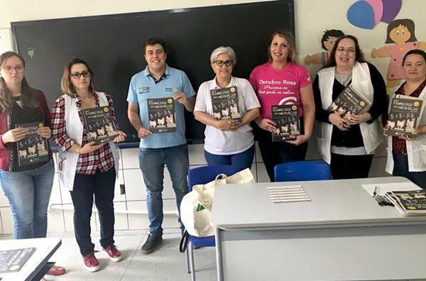 Núcleo da AJORPEME promoveu curso para inspirar jovens de Garuva a empreender