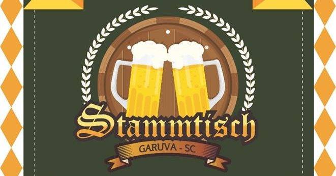 """""""Stammtisch"""" deve entrar no Calendário oficial de eventos no Município de Garuva"""
