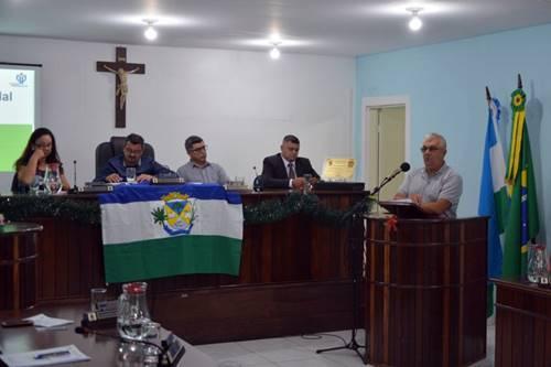 Ata da Sessão da Câmara de Vereadores de Garuva em 18/12/2018