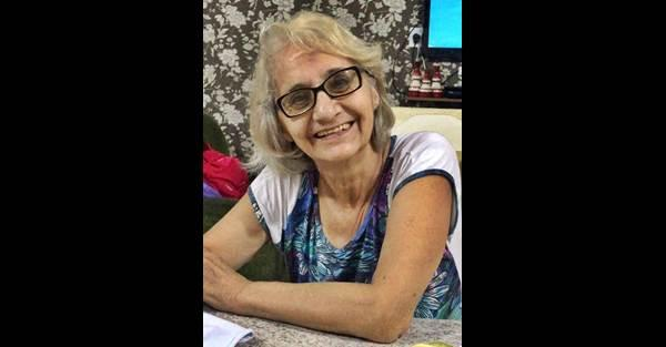 """Morre aos 66 anos Dona Fátima Duarte, a """"Poeta de Garuva"""""""
