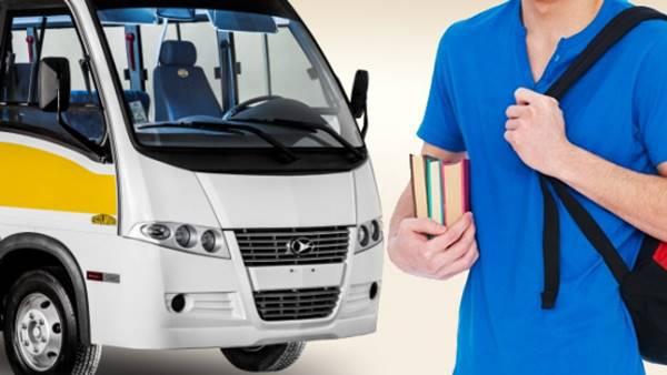 Inscrições para concessão de auxílio transporte escolar vão até Segunda-feira (17). Não perca o prazo!