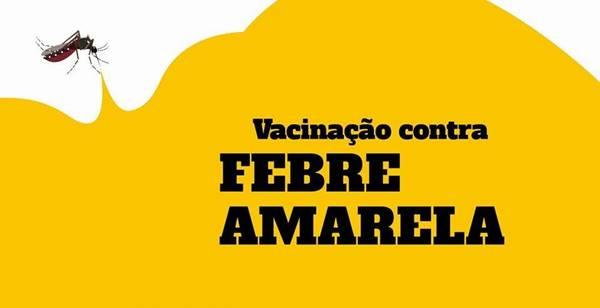 460 pessoas ainda não se vacinaram contra a Febre amarela em Garuva, afirma Vigilância Epidemiológica.