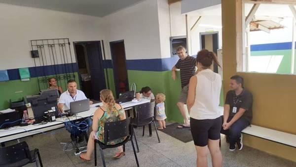 Prefeitura de Garuva esclarece dúvidas sobre o IPTU na comunidade de Três Barras