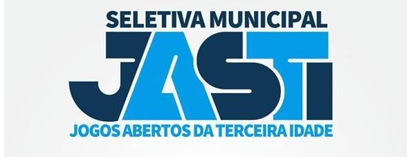 Estão abertas as inscrições para a Seletiva Municipal Jogos Abertos da Terceira Idade 2019