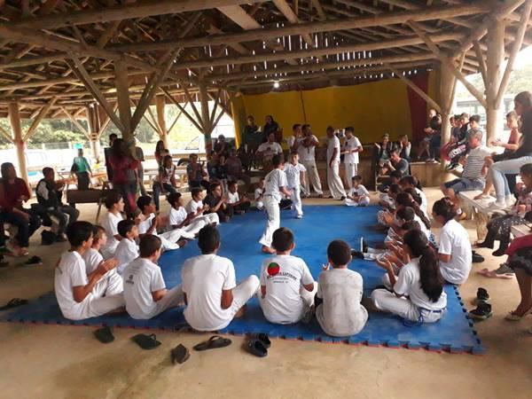 Assistência Social promove evento na comunidade do Barrancos