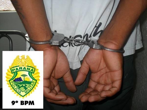 GUARATUBA: Homem com mandado de prisão por homicídio é preso pela Polícia Militar