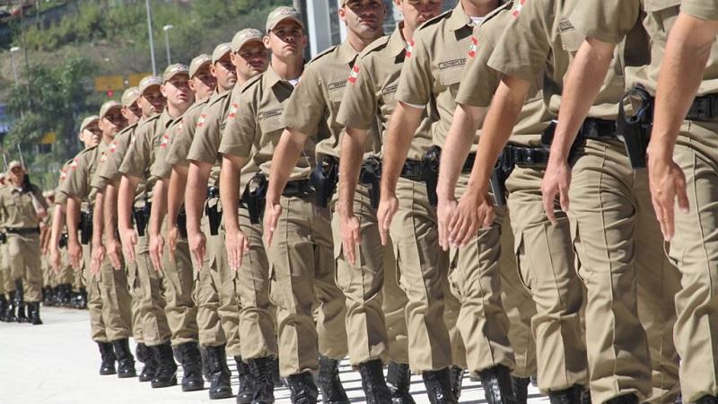 Polícia Militar de SC publica edital com 1.000 vagas para soldado