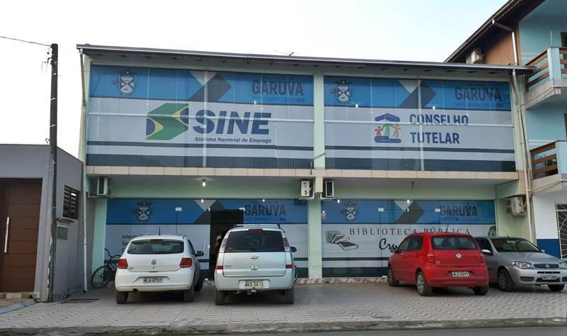 Veja os valores investidos pela Prefeitura de Garuva com Prédios Alugados