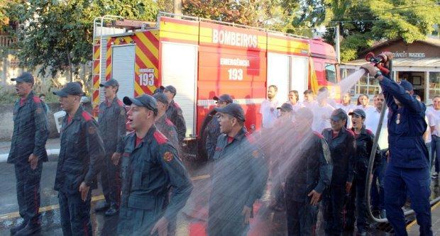 Bombeiros Comunitários poderão ser indenizados por serviço voluntário pelo Corpo de Bombeiros Militar