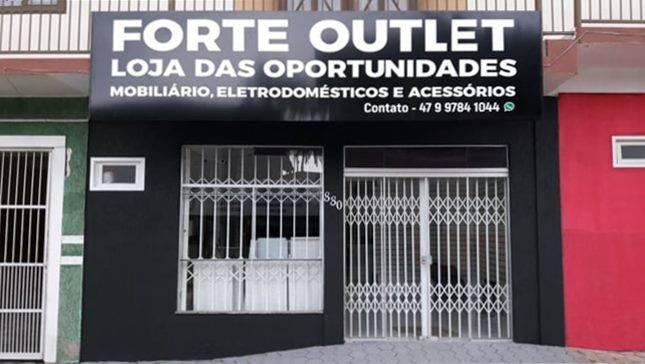Venha conhecer a FORT OUTLET, loja que inaugura nesta sexta-feira (02) em Garuva