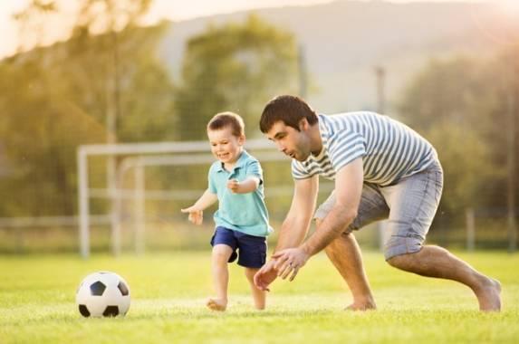 Creche Municipal organiza partida de futebol para reunir pais e alunos em Garuva