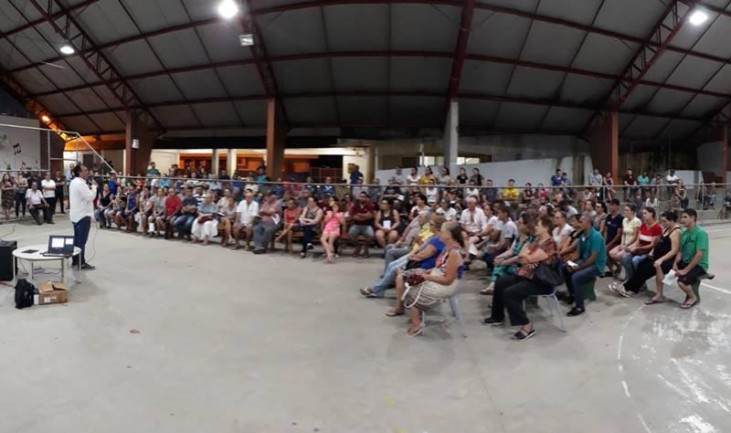 Moradores do Jardim Itamarati e Giorgia Paula receberão escritura dos terrenos em evento na próxima sexta-feira (06)