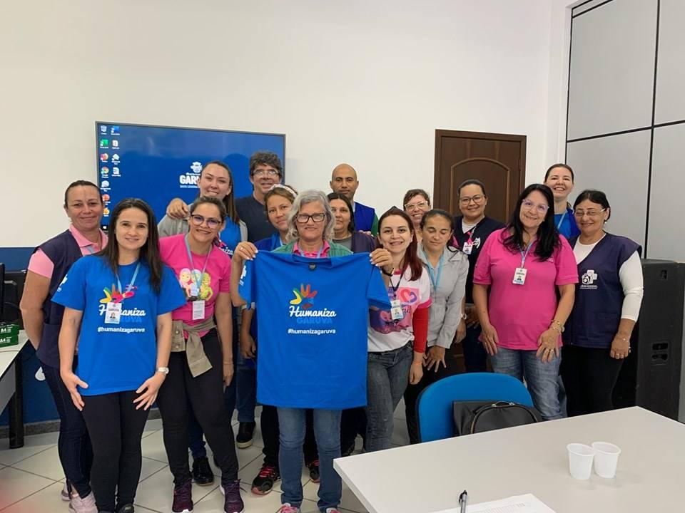 Programa Humaniza Garuva chega às Unidades Básicas de Saúde em novembro