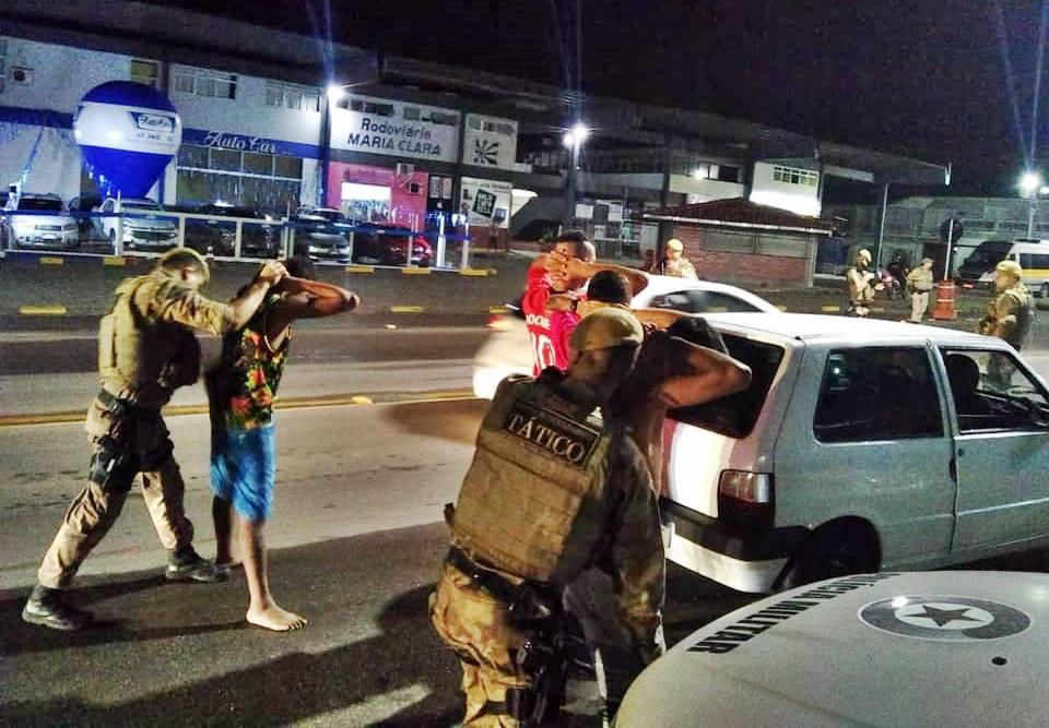 Polícia Militar intensifica operações de Patrulhamento Tático em Garuva e Itapoá