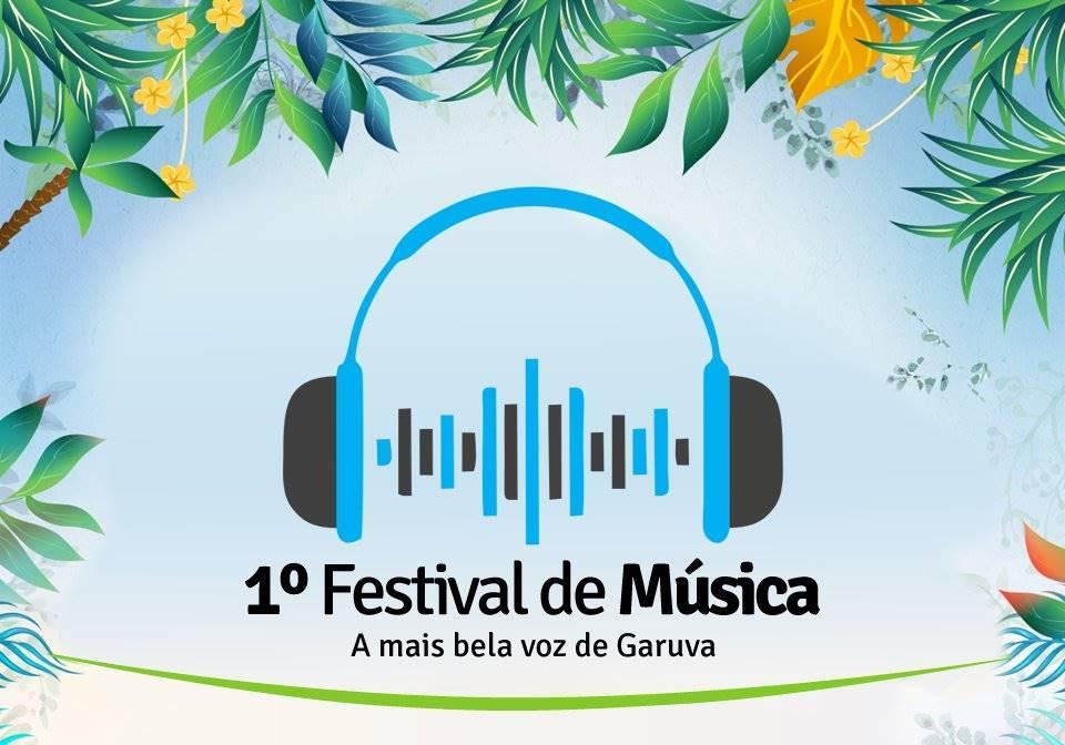 Confira a lista de classificados do 1º Festival de Música de Garuva