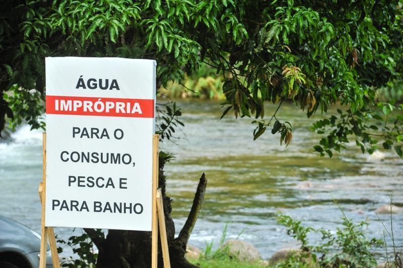 Vereador pede Projeto de Lei para proteger, conservar e recuperar águas em Garuva