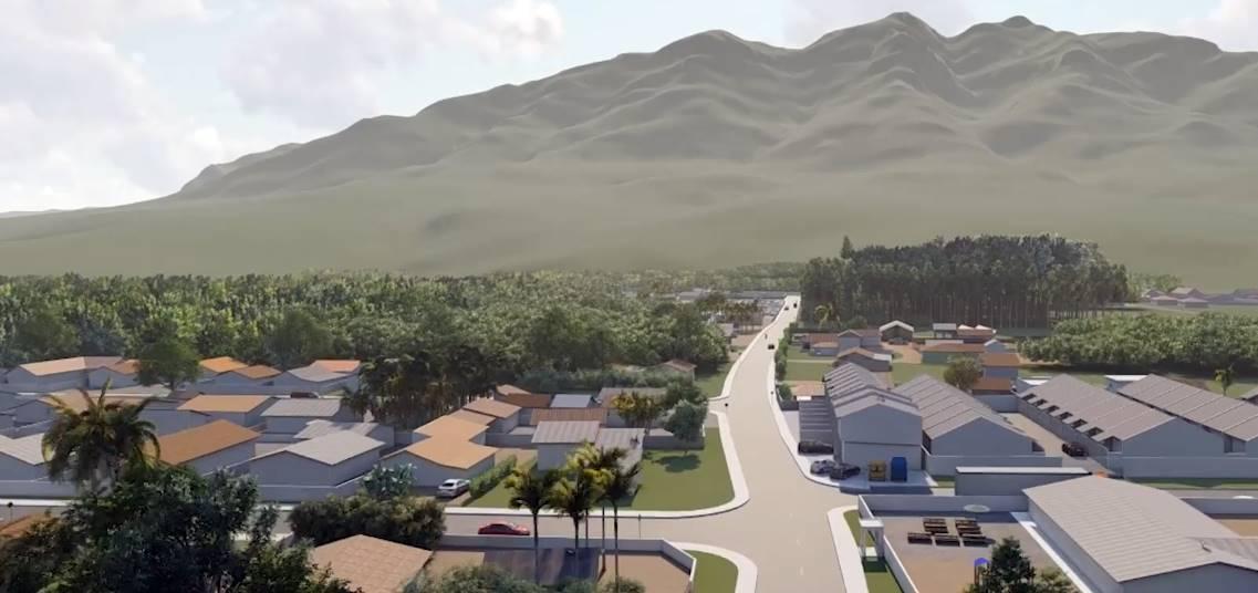 Obras de Pavimentação Asfáltica no bairro Rio da Onça em Garuva, já iniciaram.