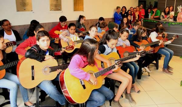 Evento Garuva Canta, Dança e Encanta ocorre no próximo dia 12