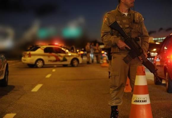 Polícia Militar intensifica fiscalização aos crimes de trânsito em Garuva