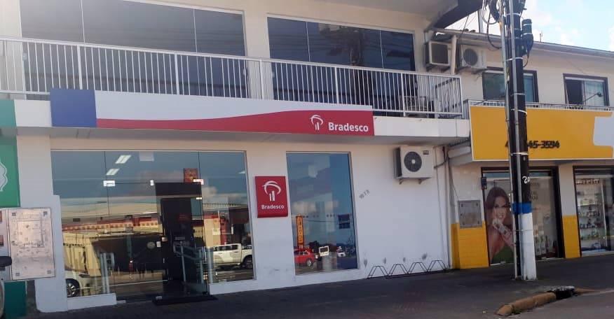 Ladrões levam aproximadamente R$ 59 Mil de agência bancária em Garuva