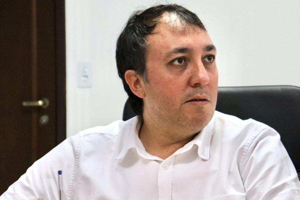 Prefeito de Garuva tomará posse como Presidente da Amunesc no próximo dia 06
