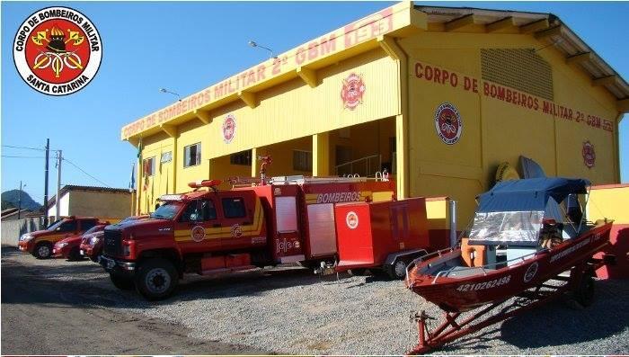Corpo de Bombeiros de Garuva oferece 40 vagas para o Curso Básico de Atendimento à Emergências