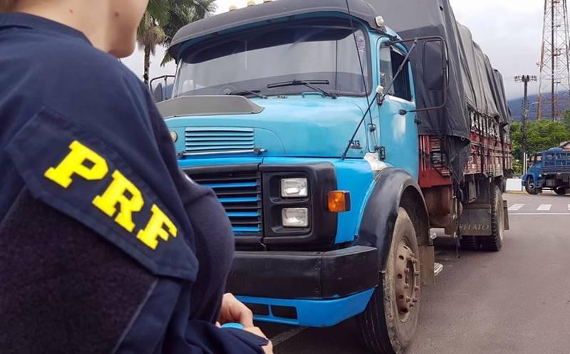 PRF Prende dois homens em Garuva e recupera seis toneladas de tilápia roubadas durante a madrugada