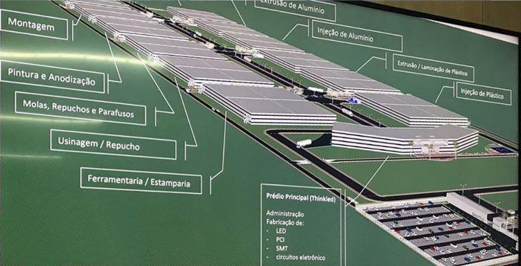 Complexo Industrial com 12 fábricas pode se instalar em Garuva. Investimento imobiliário passa dos R$ 500 Milhões