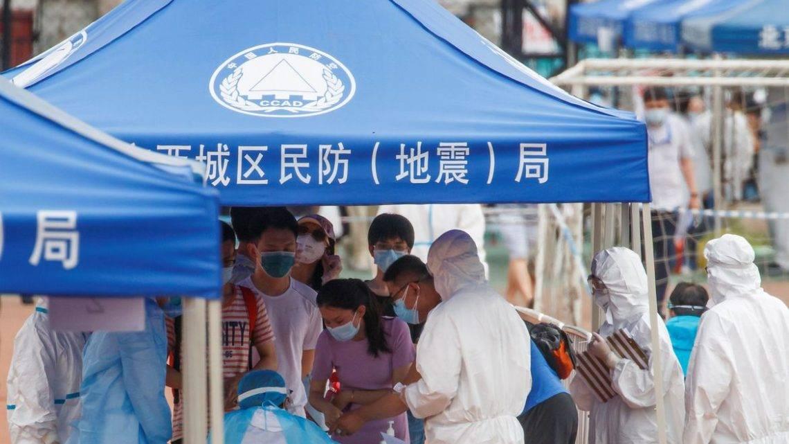 INTERNACIONAL: China enfrenta pior surto de covid-19 desde março de 2020