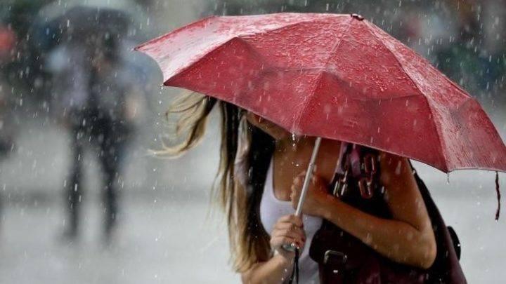 Santa Catarina registra totais elevados de chuva; estado é de atenção até sexta-feira