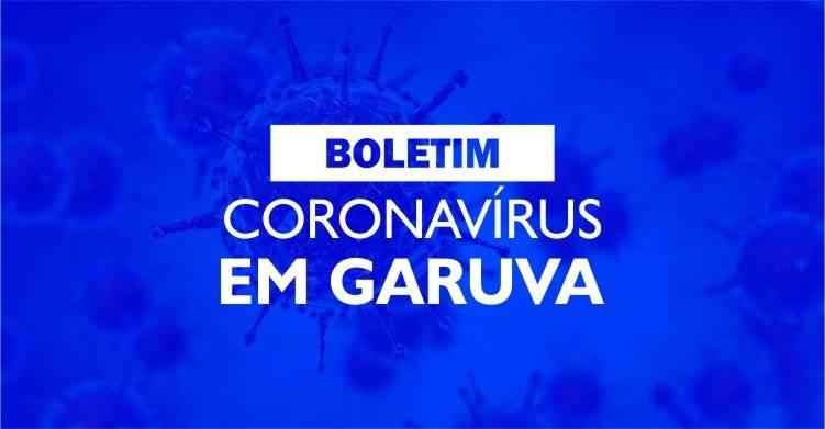 CORONAVÍRUS EM GARUVA: Confira o Boletim desta Quinta-feira (14)