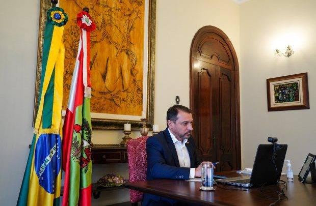Governador anuncia lockdown total em Santa Catarina durante os Finais de Semana